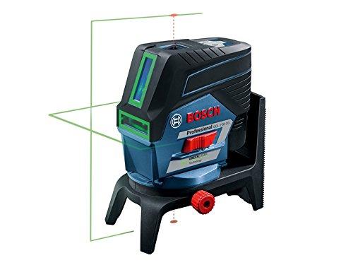 Bosch gcl250cg 12V grün Kreuz Line Point Combi Laser-Wasserwaage und RM2Halterung