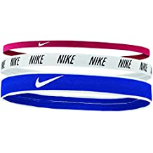 Nike Sport Mixed Width Hairbands - Elastici Misti per Capelli (Taglia  Unica eccce55bf4c3