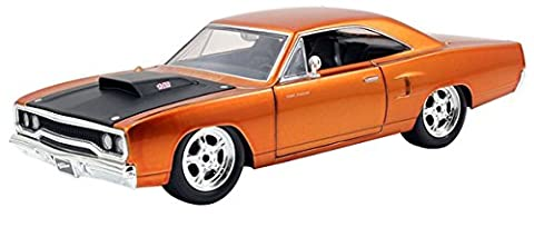 Fast & Furious 7 - Véhicule 1/24 Dom's 1970 Plymouth Road Runner