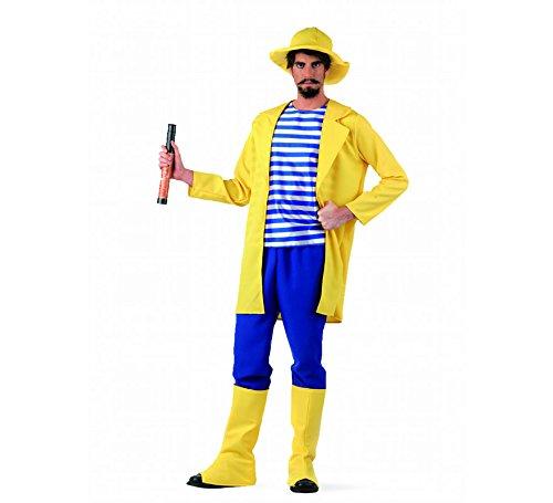 Limit Sport Fisherman Kostüm Gr. L, Karneval - Fischer Kostüm