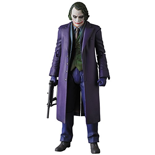 "MAFEX THE JOKER Ver.2.0 ""Dark Knight"" Action Figure No.051"