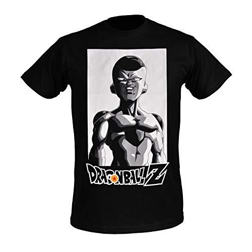T-Shirt Freezer Baumwolle schwarz - L ()