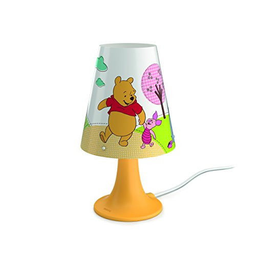 Philips Disney Winnie Puuh LED Tischleuchte, gelb Philips Lighting Electronics