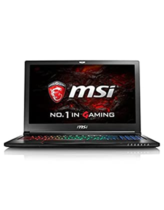 MSI Gaming GS63VR 6RF(Stealth Pro)-018FR 2.6GHz...