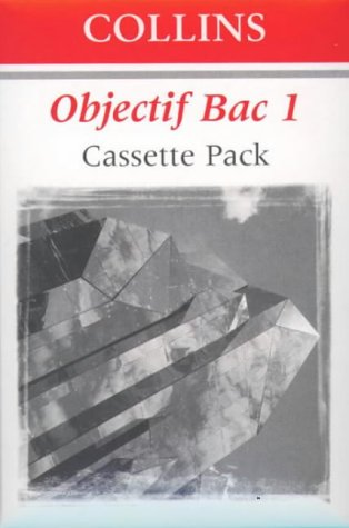 Objectif Bac: Cassette Pack Level 1