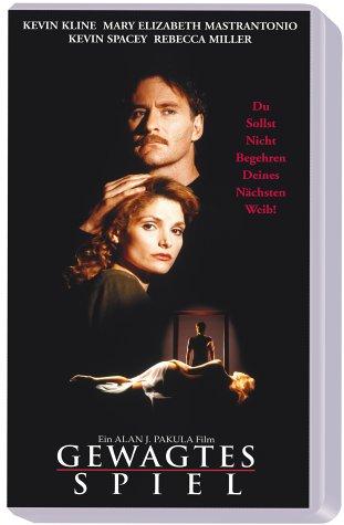 Gewagtes Spiel [VHS]