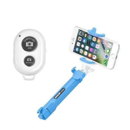 OZZZO Bastoni Selfie treppiede Bluetooth Blu per LG g4