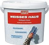 Lugato Weisses Haus Reibeputz Innen 2mm 8 kg