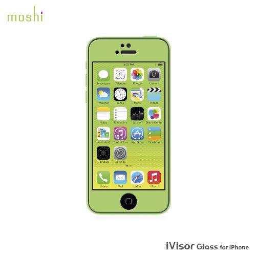 Moshi Ivisor In Vetro Per Apple Iphone 5/5s/5c, Colore: Verde - moshi - ebay.it