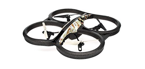 Simulated AR Drone 2.0 Elite Submit sand