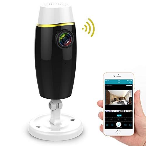 GYGUYHIHY 1080P HD 2 Megapixel Drahtlose IP-Überwachungskamera, Infrarot, Nachtsicht, E-Mail-Alarm, Intelligente Überwachungskamera Für Heimnetzwerke