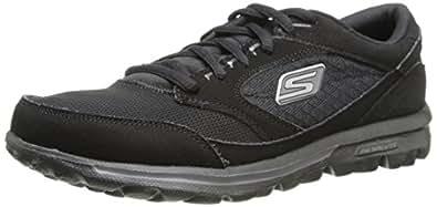 Skechers GO WalkBaby Trainers Womens Black Schwarz (BBK) Size:  2UK(35EU)