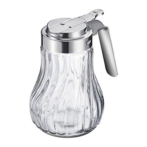 Westmark 65302260- Berlin dispensador de crema/miel cristal plateado