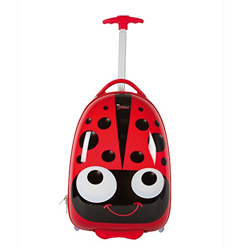 John 47026 Hard Shell - Trolley Coccinella