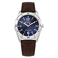 Ben Sherman Boys Analogue Quartz Watch with PU Strap BSK002UBR G