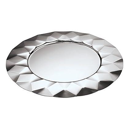 Sambonet Sottopiatto 33 cm Malia acciaio inox
