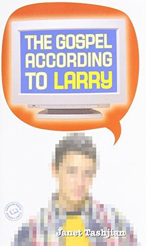 The Gospel According to Larry (Laurel-Leaf Books)