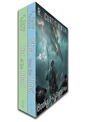 Armada Wars: Books One and Two Starter Pack (English Edition ...