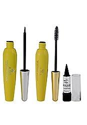 ADS Waterproof Mascara/Eyeliner And Free Kajal-POGT