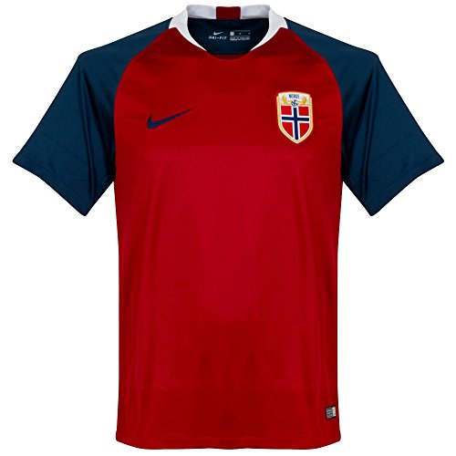 Nike 2018-2019 Norway Home Football Shirt
