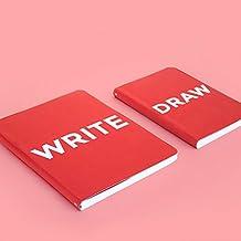 Write/Draw–Cuaderno de Octagon Diseño/Tamaño: Small