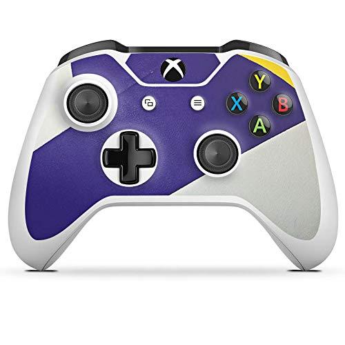 DeinDesign Skin kompatibel mit Microsoft Xbox One S Aufkleber Folie Sticker Volleyball Sport Ball