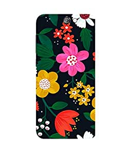 Floral Bloom (2) HTC One A9 Case