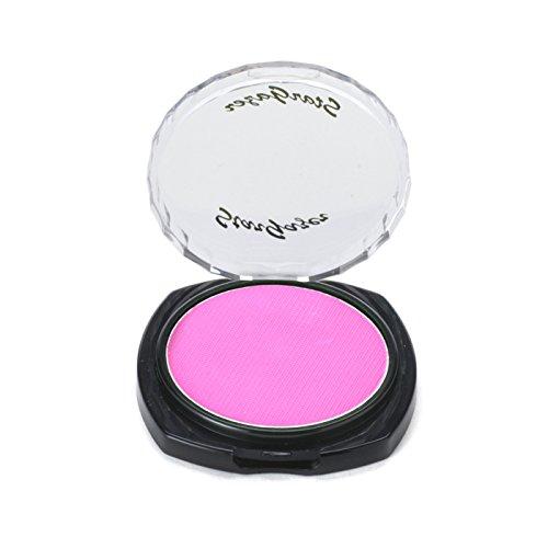 Stargazer Products UV/Neon Gepresster Lidschatten, rosa/pink, 1er Pack (1 x 2 g)