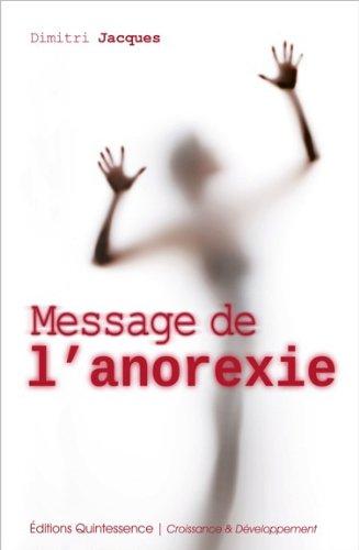 Message de l'anorexie