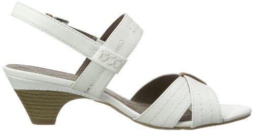 Softline Hobart 8-8-28367-22-100 Damen Sandalen Weiß (White 100)