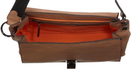 Bugatti Bags Marlene Hobotasche 496697, Damen Umhängetaschen, Beige (sandfarben 54), 38x21x17 cm (B x H x T) Beige (sandfarben 54)