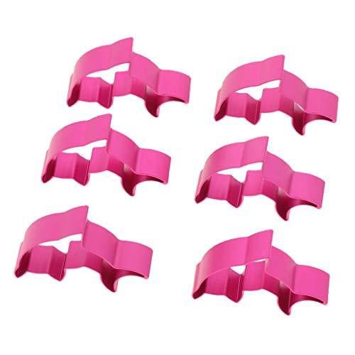 Teile/Satz Aluminiumlegierung Ausstecher Kuchen Backform Keks Cutter - Delphin ()