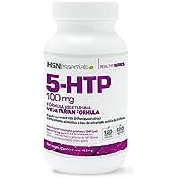 HSN Essentials – 5-HTP – 100mg – Promueve los Niveles de Serotonina y Melatonina