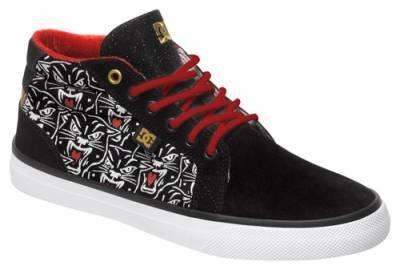 DC Shoes Council Mid X TR - Chaussures mi-Hautes pour Femme ADJS300128