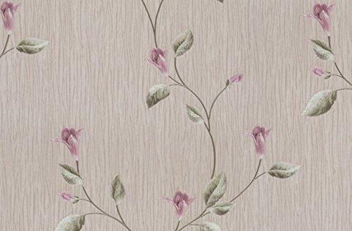 carta-da-parati-classica-floreale-vintage-in-vinilico-lavabile-effetto-tessuto-striato-semilucido-co