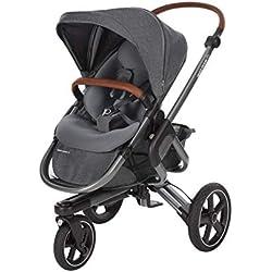 Maxi-Cosi 1307956110 Nova Poussette 3 roues pour enfants de la naissance à 3 ans Gris