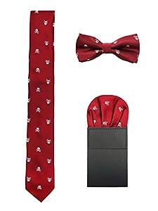 Hombre 6cm Corbata & Pajaritas