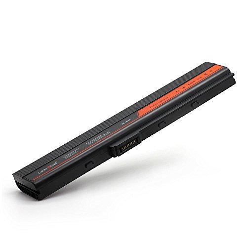 LENOGE Hochleistung Neue Akku Für Asus Ersatz Laptop Batterie K42 / K52 Series K42D, K42DE, K42DQ, K42DR, K42F, K42J, K42JA, K42JB, K42JC, K42JE, K42JK, K42JR, K42JV, K42N (5200mah/6Zells)
