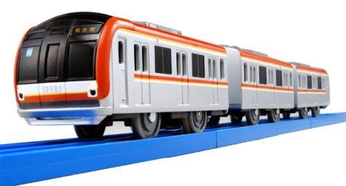 Tokyo Metro Fukutoshin Line (Newly Developed City Center Line) (Tomica PlaRail Model Train) by PlaRail