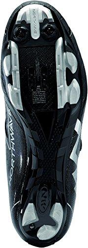 Northwave Extreme XCM Wide MTB Fahrrad Schuhe schwarz 2017 Black