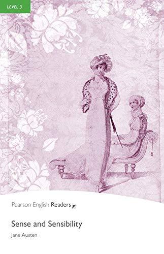 L3: Sense & Sensibility Bk & MP3 Pk [With MP3] (Pearson English Active Readers, Level 3) Pk Mp3