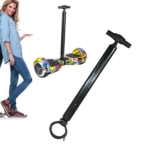 lorenlli manija de seguridad control strut stent telescópica hoverboard manillar para 6.5 pulgadas 7 pulgadas 10 pulgadas eléctrico auto equilibrio scooter