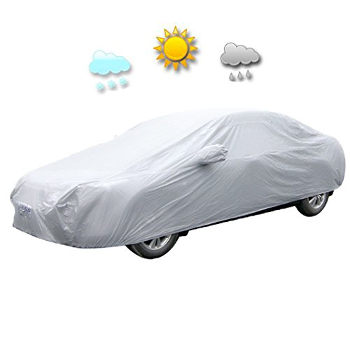 Homdox Lona para coches, Funda Exterior del Coche, Resistente al Sol,...