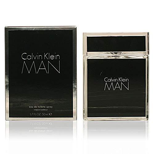 Calvin Klein Man Eau de Toilette, Spray, 50 ml - Coty Parfüm-flasche