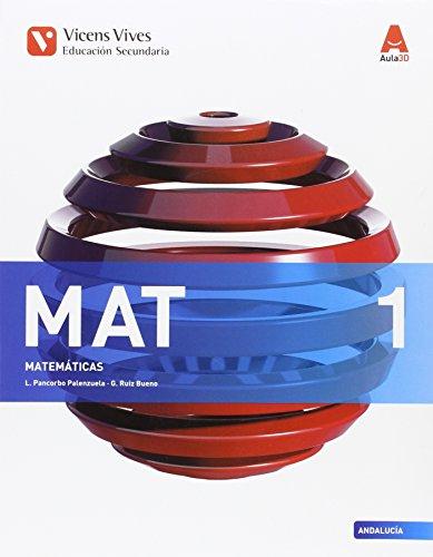 MAT 1 ANDALUCIA (AULA 3D): 000001