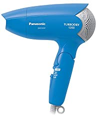 Panasonic Turbo-Dry Hair Dryer EH5101P A Blue | AC100V (Japan Model)