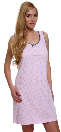Italian Fashion IF Camisones Premamá Telimena 0112 (Rosa, S)