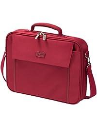 Dicot Multibase D30917 Notebooktasche von 38,1 cm (15 Zoll) bis 43,9 cm (17,3 Zoll) rot