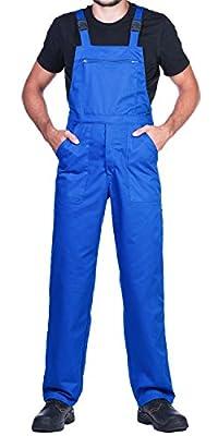 Arbeitslatzhose Herren Größen S-XXXL Arbeitshose latzhose arbeits latzhose Verschiedene Farben Arbeitskleidung