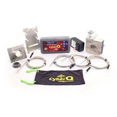 BBQ Guru CyberQ Ceramic Set
